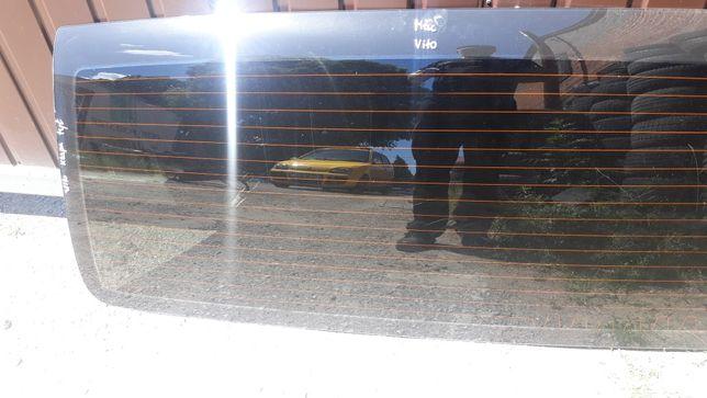 Mercedes Vito W 638, szyba tył tylnej klapy