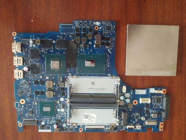 Motherboard avariada para Lenovo Legion y520