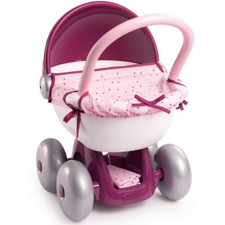 Smoby Wózek Baby Nurse Dla Lalek L220348