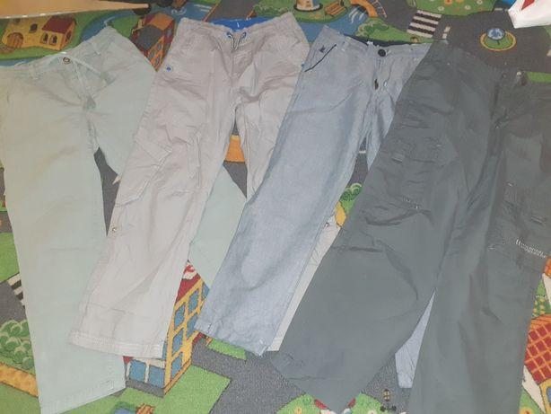 Spodnie rozm 128