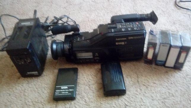 Sprzedam kamere SVHS C 625 Mitsubishi