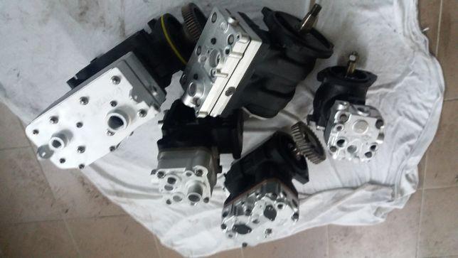 sprezarka kompresor man daf scania iveco mercedes volvo