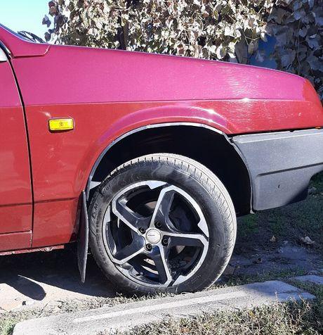 продам колеса титановые диски
