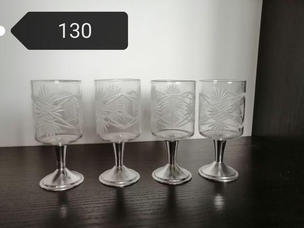 Рюмки, бокалы, стаканы, стекло, хрусталь