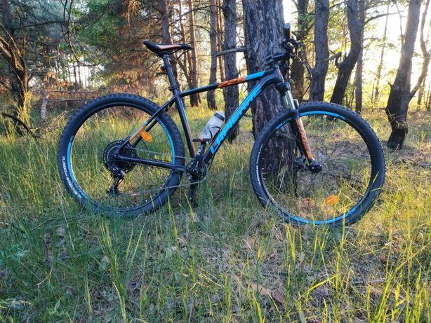 Продам велосипед Lapierre EDGE 229 50 L Black/Blue