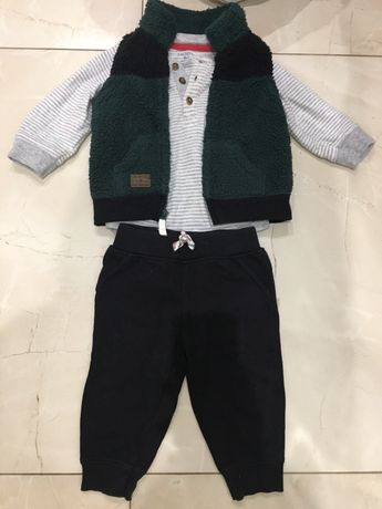 Костюм Carter's, костюм 9-12м, костюм 3-6м, костюм на мальчика, костюм