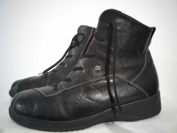 Botki damskie buty skórzane damskie r.39