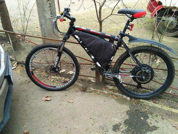 Велосипед электрический, электровелосипед