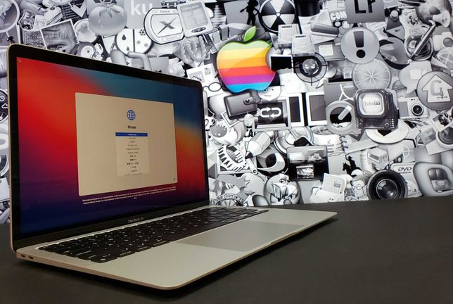 НЕАКТИВИРОВАННЫЙ! Ноутбук Apple MacBook Air 13'' MGN93 2020 M1/8/256