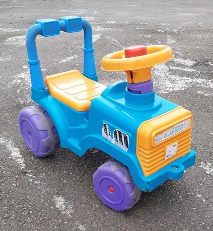 Трактор - толокар