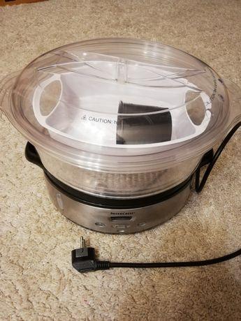 Elektryczny sprzęt do gotowania na parze
