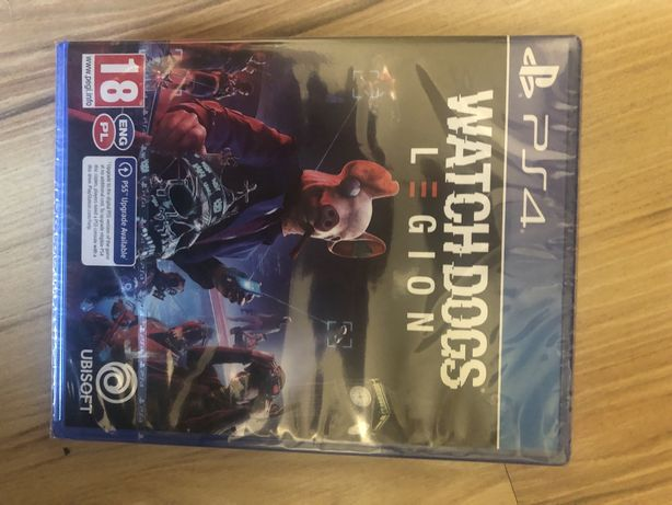 Watch Dogs Legion ps4/ps5