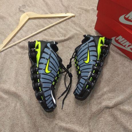 NEW Кроссовки Nike Shox TL New Balance