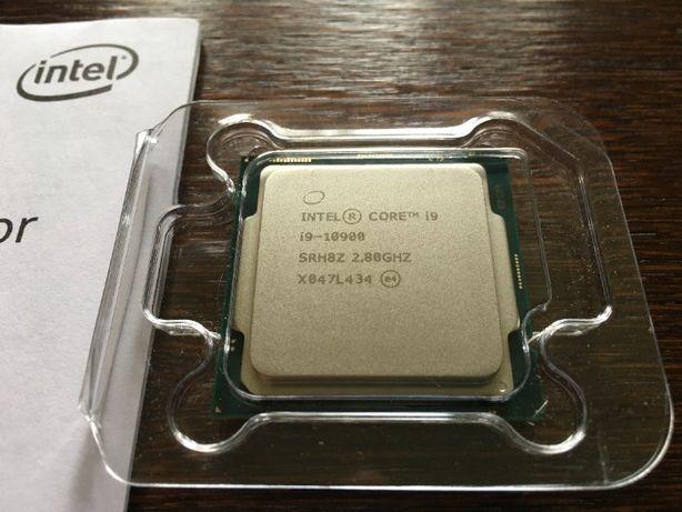 Процессор Intel Core i9-10900 2.8(5.2)GHz 20MB s1200 Tray 34000 р