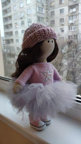 Интерьерная кукла (Тильда)