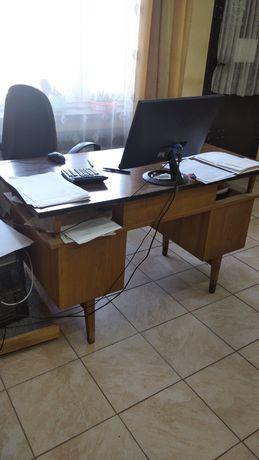 Szafy i biurka używane