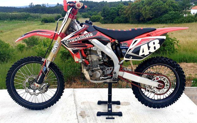 CRF 450R de 2007
