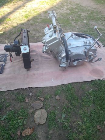 двигатель ИЖ Ю 5К