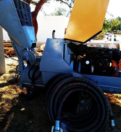 Aluguer máquinas para betonilha sem caução