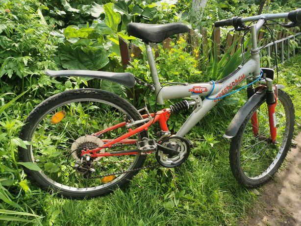 Велосипед горный R24 комплектующие Shimano
