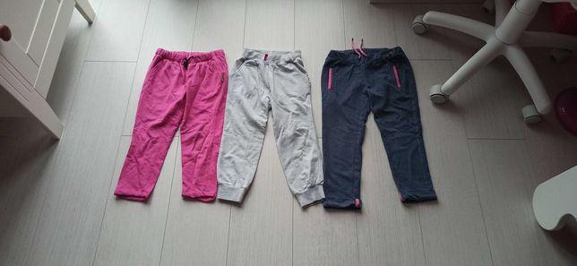 Spodnie dresowe dzieciece