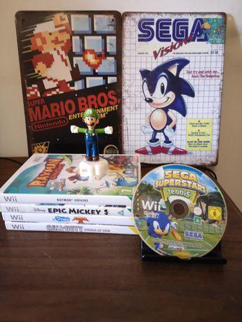 5 Jogos Para Nintendo Wii