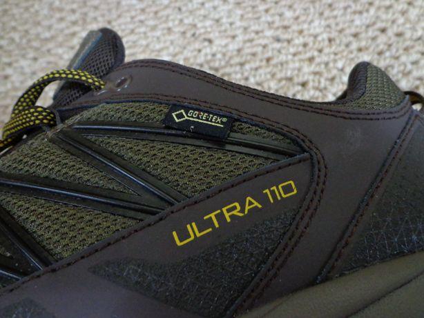 Новые кроссовки полуботинки The North Face TNF Ultra 110 Gore-Tex GTX