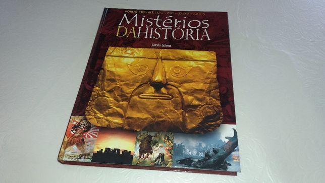 Livro Mistérios da História