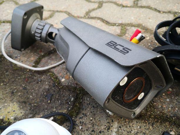 Zestaw Wideo Monitoring: 3 Kamery, 2 Rejestratory - BTS, Dahua - TANIO