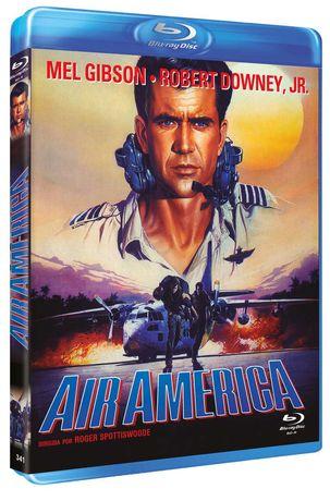 Air America/Air America(Blu-Ray R)-Importado