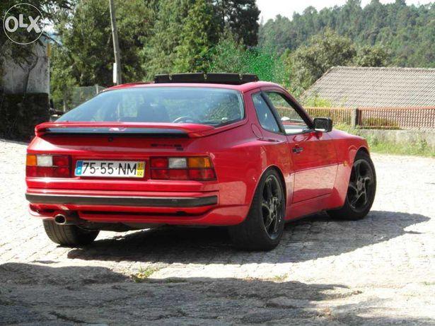 Porsche 944 S2 de 02-1991