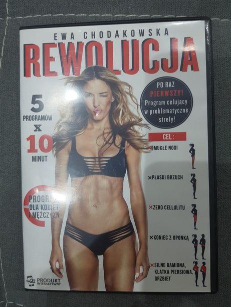 Ewa Chodakowska Bikini trening i Ewa Ch.Rewolucja