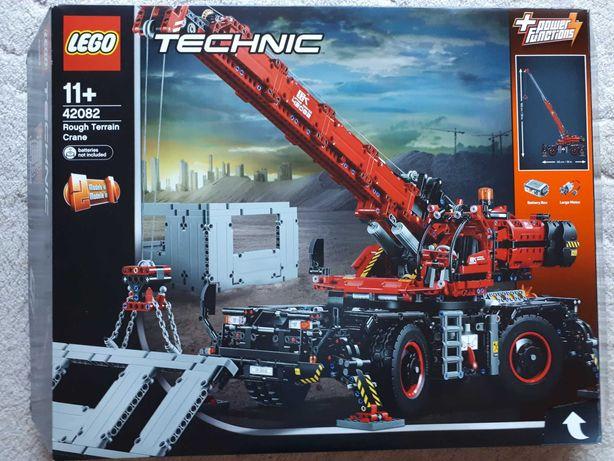 Lego Technic 42082 Dźwig  puste pudełko .