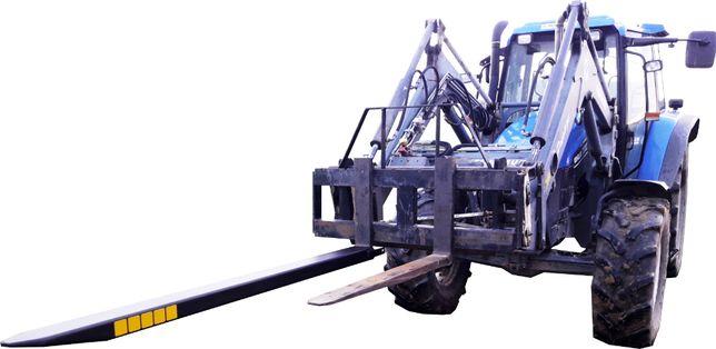 PRZEDŁUŻKA WIDŁY 2000 mm do wideł 80x40/45 linde toyota yale komatsu