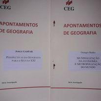 Apontamentos de Geografia - Centro de Estudos Geográficos UL