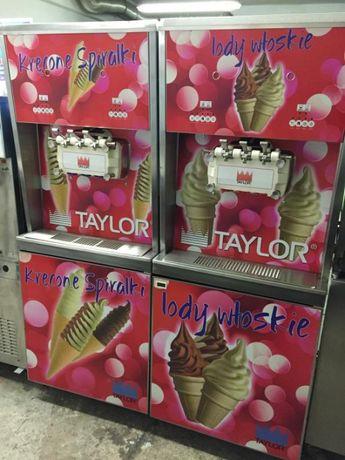 Maszyna do lodów Maszyny Taylor Electro Freeze Carpigiani