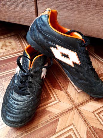 Мужские кроссовки размера 40 б/у