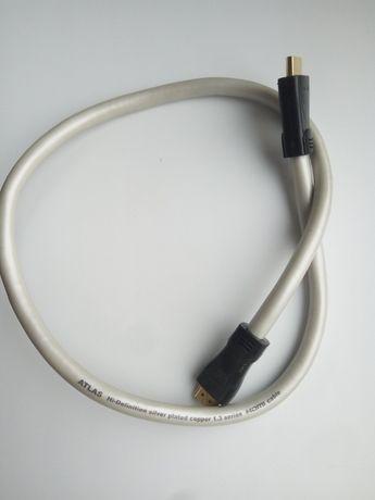 Кабель HDMI RCA коаксиальный межблочный atlas qed profigold