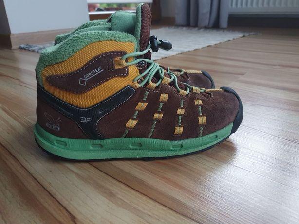 SALEWA capsico MID GTX buty trekking dla dziecka roz.34 GORE-TEX