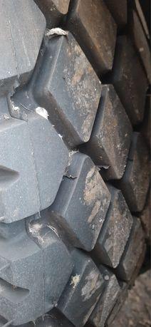 Новая резина с дисками на Маз, Краз