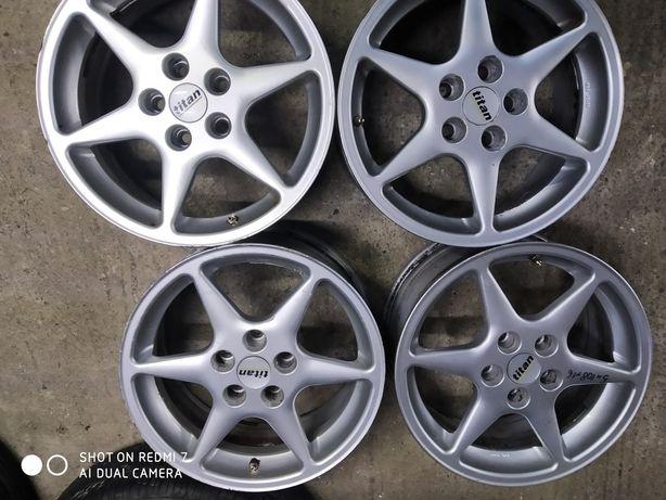 Felgi aluminiowe 5x108x16 et38 ford Volvo Reno itp.