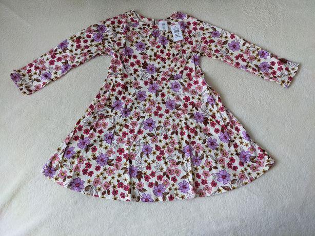 Платье Gap 4 t платье gap тонкое с длинным рукавом 4 года 4 роки сукня