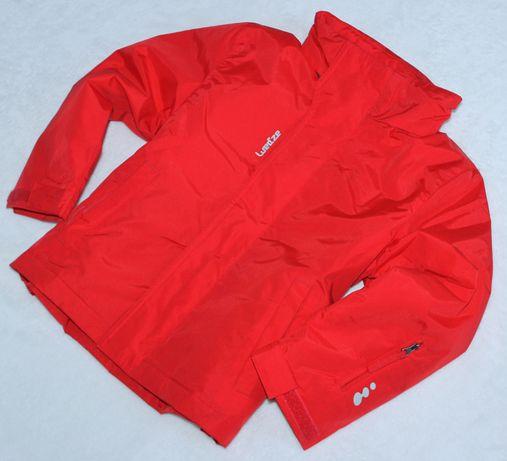 Wedze kurtka narciarska r. 110 czerwona SUPER