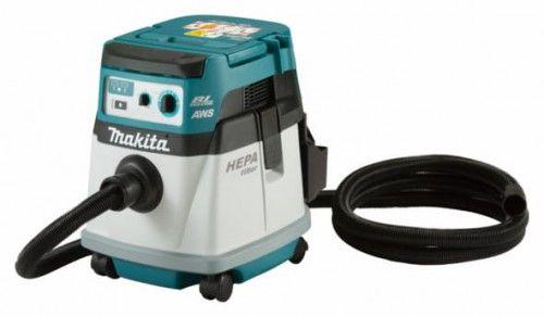 Makita DVC157LZX3 odkurzacz akumulatorowy 2 x 18V