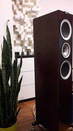 Kef r700 kolumny podłogowe głośnikowe