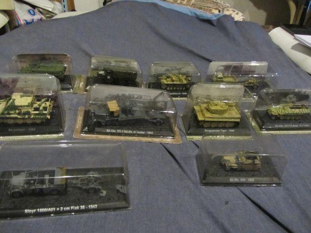 Wozy bojowe kolekcja