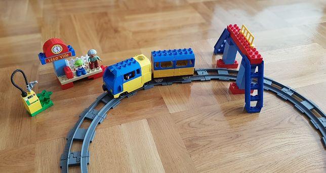 Lego Duplo: pociąg 5608 + wiadukt 3774
