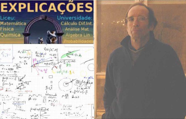 Explicações-Matemática-Física-presenc/online-M23-Liceu/Univers-Cascais