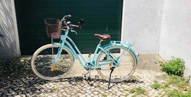 *RESERVADA* Bicicleta Elops 520 - Verde Menta