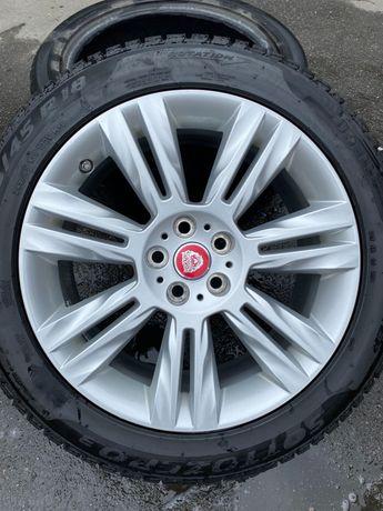 Оригинальные диски Jaguar XF R18 ориг. номер GX63-1007-EA